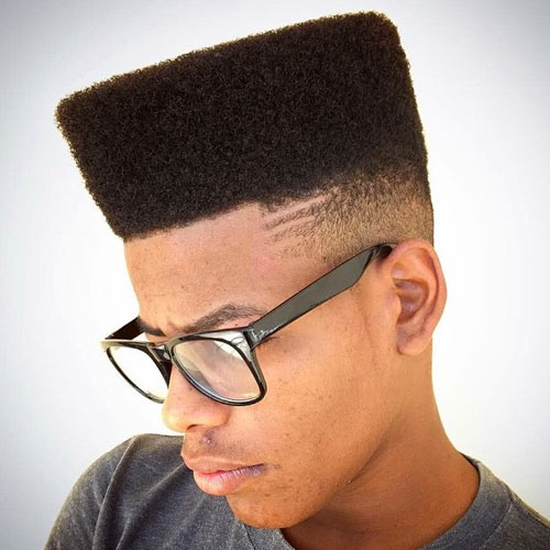 Flat top short haircuts mens hairstyles