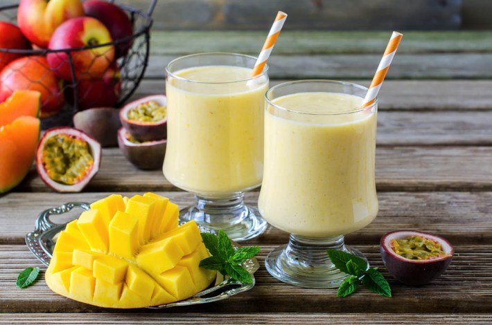 Fruit-Based Weight Loss Shakes