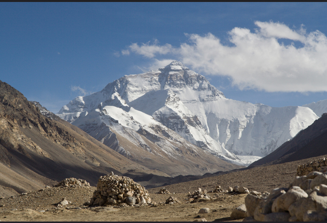 MOUNT EVEREST (Tibet,China)