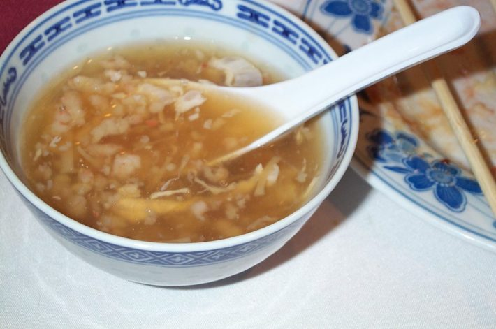 Bizarre Meals People Love to Eat | Bird's Nest Soup - China