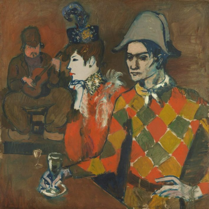 Au Lapin Agile | Painted by Pablo Picasso | 25 Most Expensive Paintings in the World