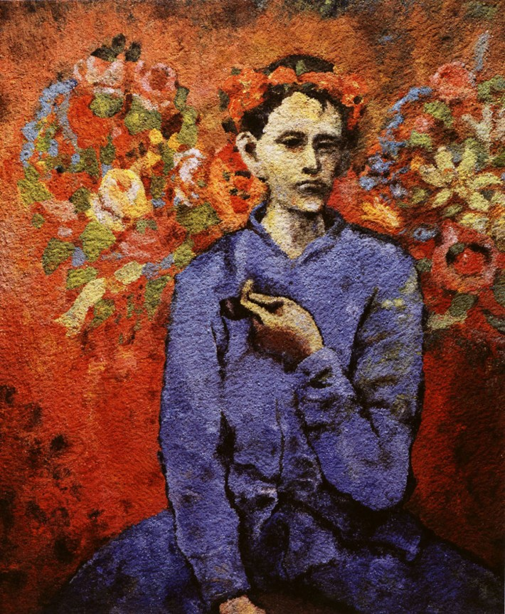 Boy with a Pipe | Painted by Pablo Picasso | 25 Most Expensive Paintings in the World