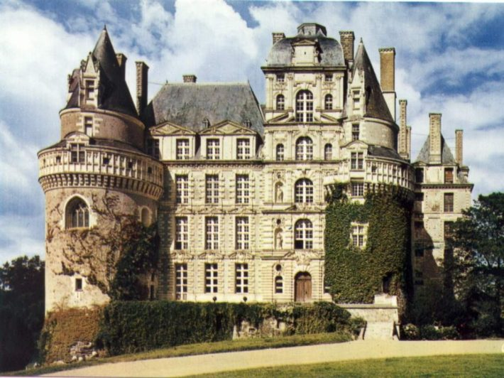Chateau de Brissac - France | 25 Most Haunted Hotels of the World