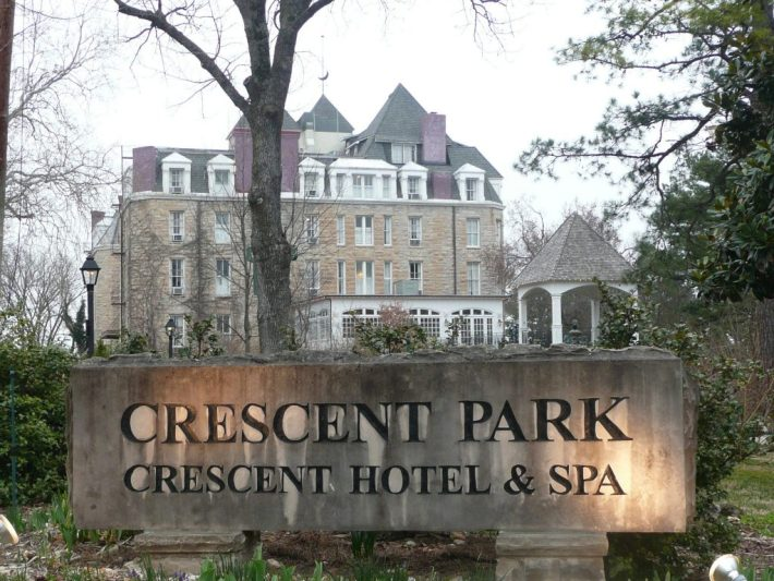 Crescent Hotel - Arkansas | 25 Most Haunted Hotels of the World