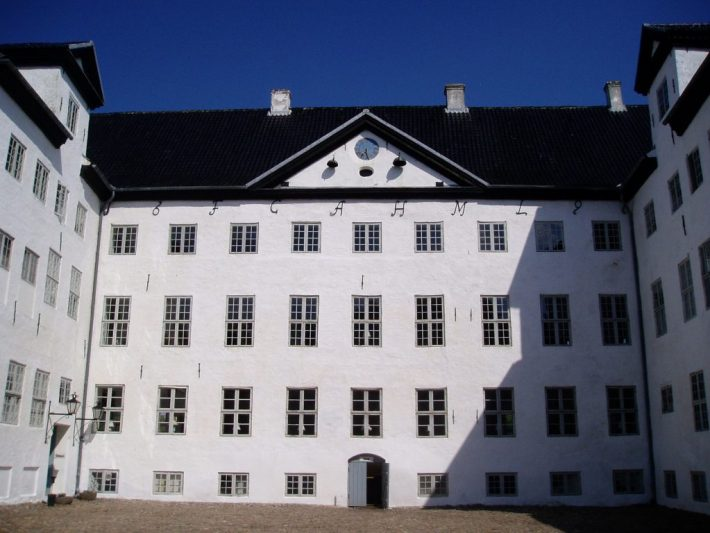 Dragsholm Slot - Denmark | 25 Most Haunted Hotels of the World