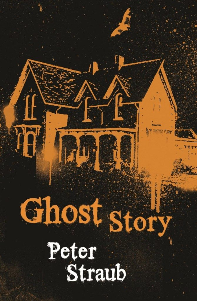 Ghost Story by Peter Straub | 25 Scary Books That Will Keep You Up All Night Awake