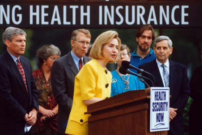 Hillary Clinton | Fighting for Health Care