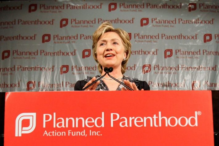 Hillary Clinton | Protecting Planned Parenthood