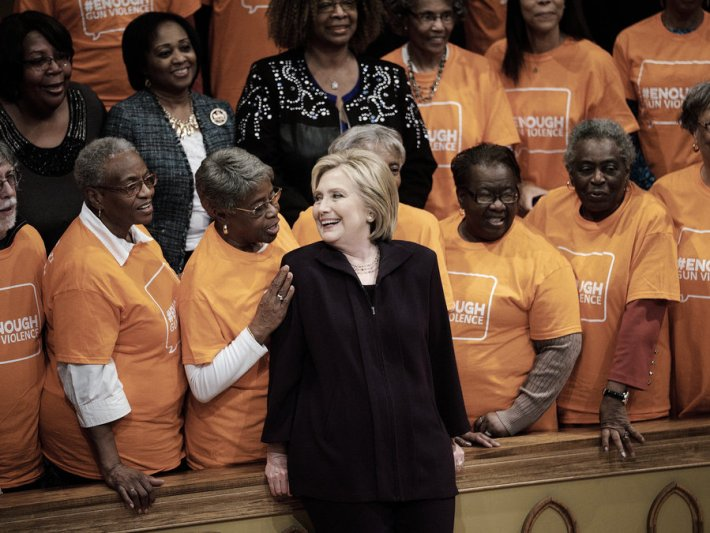 Hillary Clinton | She is not a racist