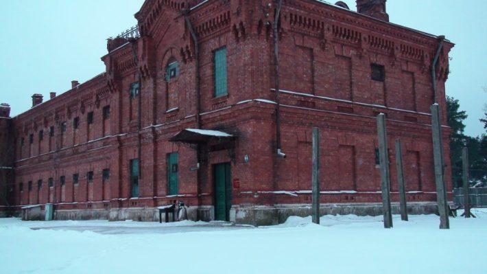 Karosta Prison - Latvia | 25 Most Haunted Hotels of the World