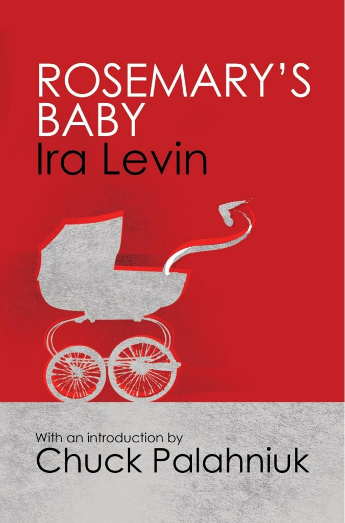 Rosemary's Baby by Ira Levin | 25 Scary Books That Will Keep You Up All Night Awake