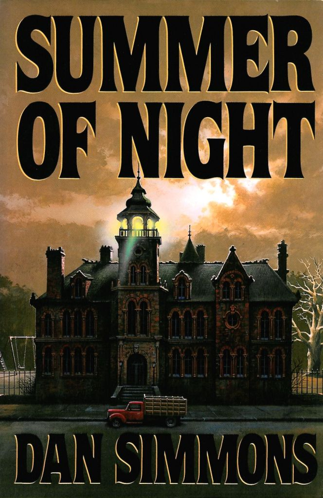Summer of Night by Dan Simmons | 25 Scary Books That Will Keep You Up All Night Awake