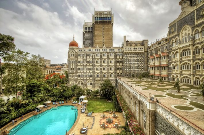 Taj Mahal Palace Hotel - India | 25 Most Haunted Hotels of the World