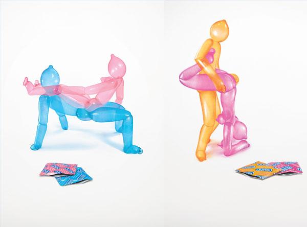 Condoms of the future