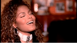 "Janet Jackson ""That's the Way Love Goes"""