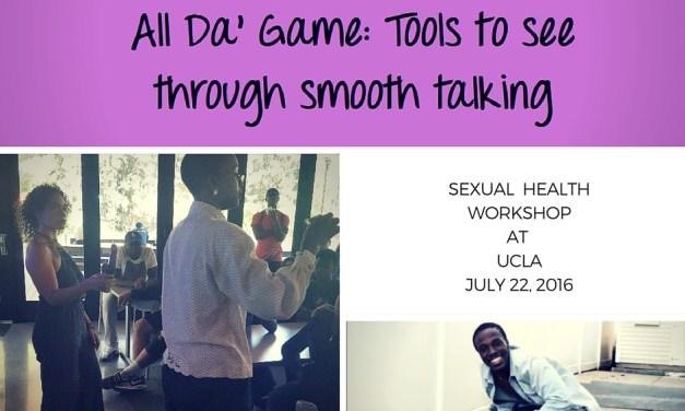 Get Smart B4 U Get Sexy partners with UCLA