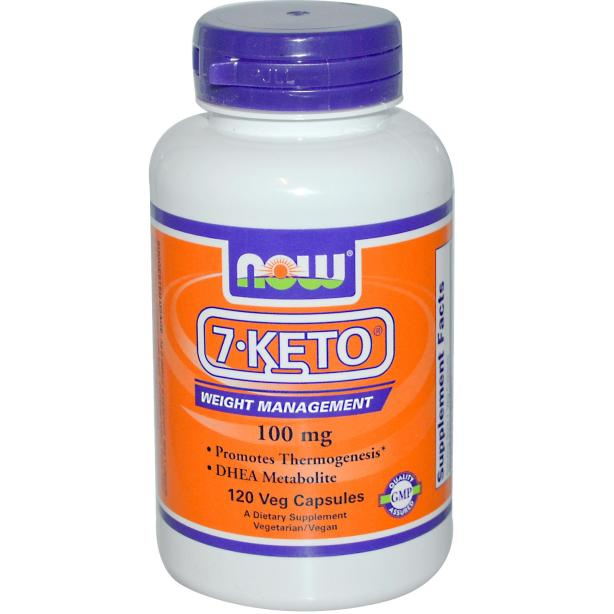 now-7-keto-100mg-120-capsules