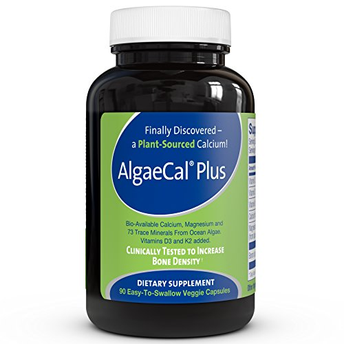 AlgaeCal Plus – Plant Source Calcium Supplement Review
