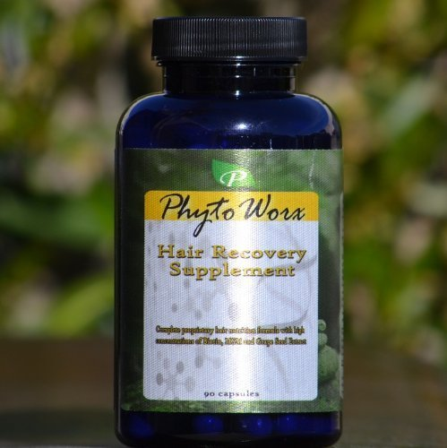 Phytoworx Hair Recovery and Regrowth Supplement | Against All types of Hair Loss
