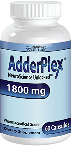 AdderPlex Review – Alternative to Adderall, ADHD Natural Supplement