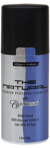 Ocean Sensuals The Natural Personal Lubricant
