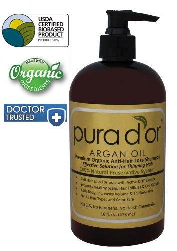 Pura-dor-Premium-Organic-Anti-Hair-Loss-Shampoo-Gold-Label-16-Fluid-Ounce-0