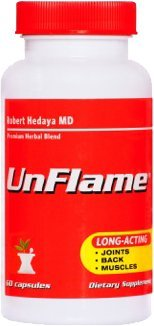 UnFlame: The Best Herbal Formula for Joints, Muscles and Back