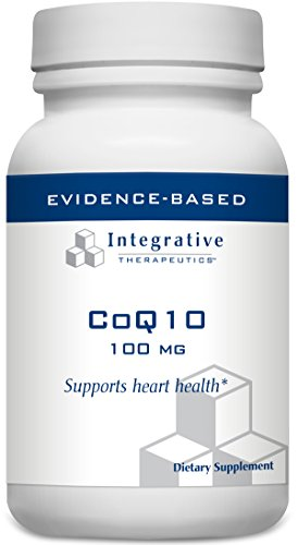 Integrative Therapeutics Coq10 100mg, 60 Softgels
