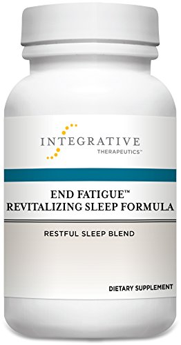 Integrative Therapeutics – End FatigueTM Revitalizing Sleep Formula – 30 veg. caps (Premium Packaging)