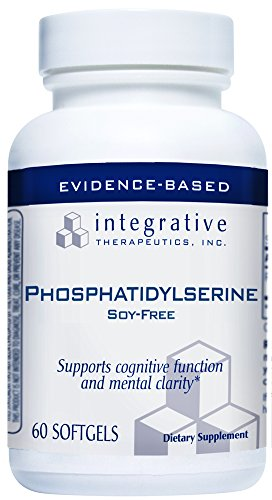 Integrative Therapeutics Phosphatidylserine Soy Free Softgels, 60 Count