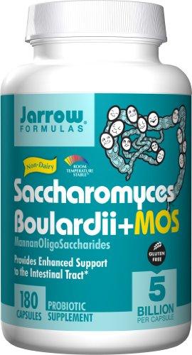 Saccharomyces Boulardii + MOS, Value Size, 180 Count