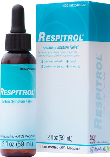 Respitrol for Asthma Relief