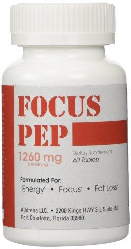 addrena focus pep reviews