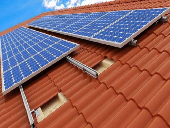 mounting frame solar installation process solar ai singapore