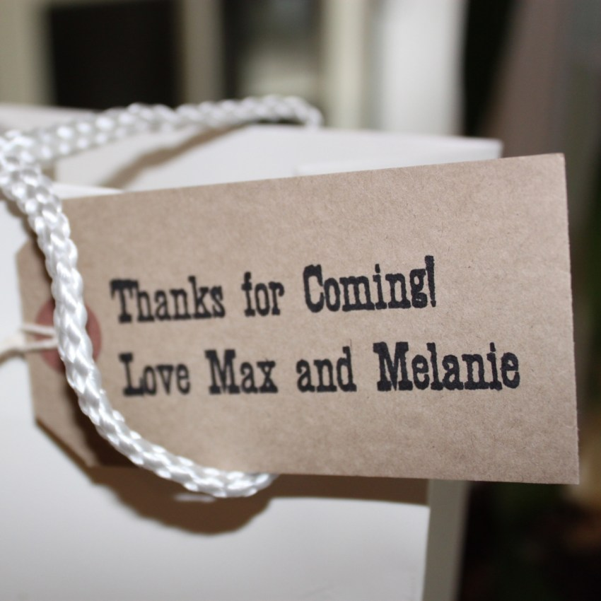 custom message rubber stamp