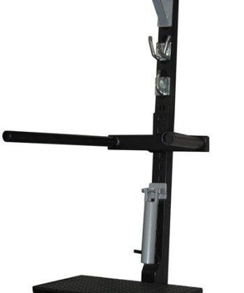 Wall Mounted Power Post Only