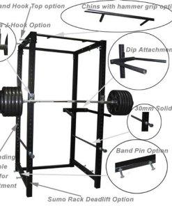 Pro 1 Power Rack