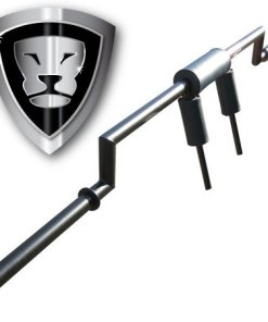 GS Safety Squat Bar (Thick Plate Option)