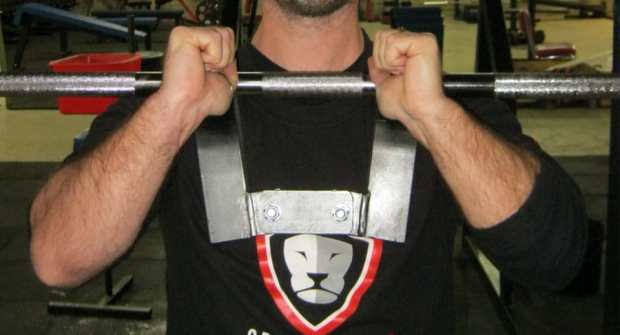 Front Squat Harness All Sport