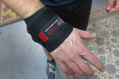 Wrist Wrap for Injury