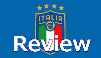 【あのひともユベンティーノだったの?】国際親善試合 イタリア vs イングランド レビュー