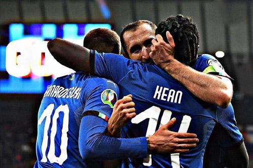 イタリア 対 アルメニア