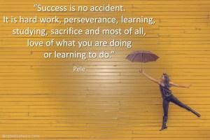 Ten Truths About Success