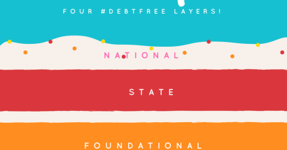 How To Get Scholarships Using the Four Layer Cake Formula