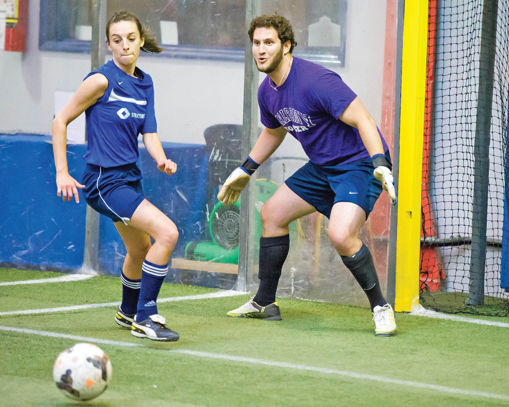 Chelsea Piers is a New York place for sports and enjoyment, ideal for making new friends