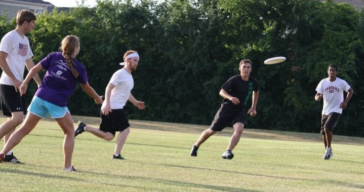 The Madison Ultimate Frisbee Association can help you meet people in madison wi