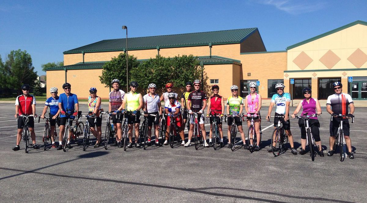 consider biking and trails to make friends in indianapolis