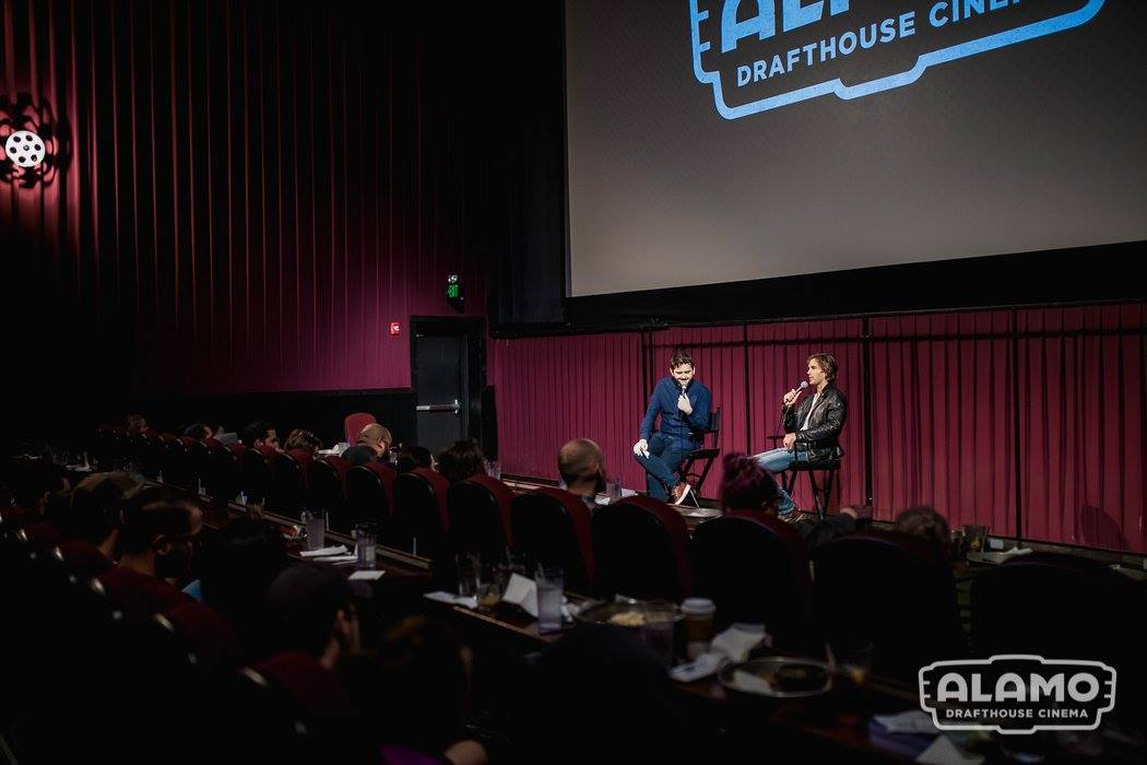 meet people in austin thanks to the Alamo Drafthouse Austin