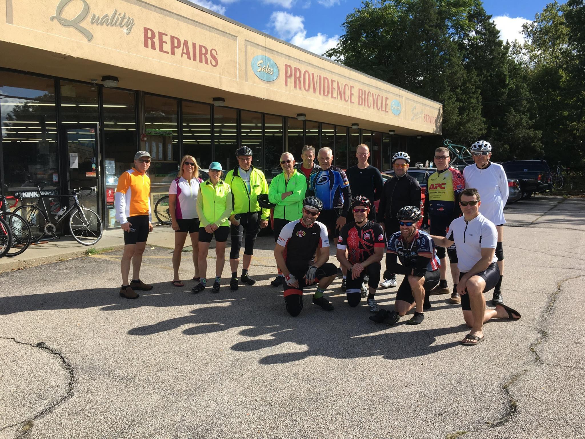 meet people in providence who like bike & beer