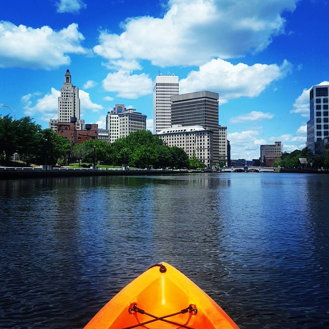 paddle your way into new friendships and connections in providence